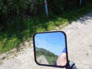 Fotky z cest do rachoty od paní Jiřiny Súkupové.