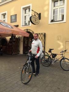 Náš hlavní partner soutěže to vzal opravdu zodpovědně! Filip Janda